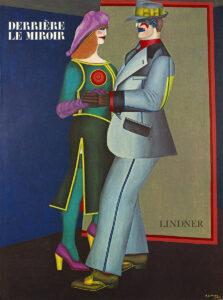 Derrière le miroir n°226, Maeght James Lord