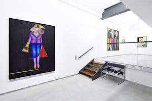 exhibition richard lindner hannover